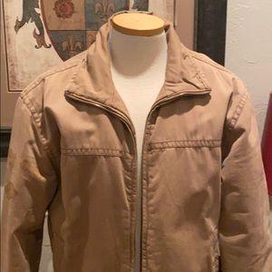 Arizona canvas short jacket